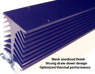 high performance heat sink