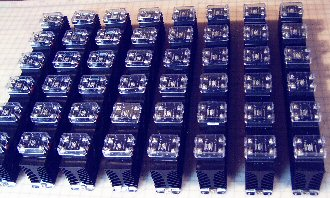 eight 6 pack heatsinks