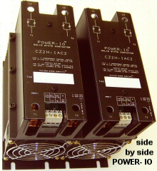 100 amp solid state relay