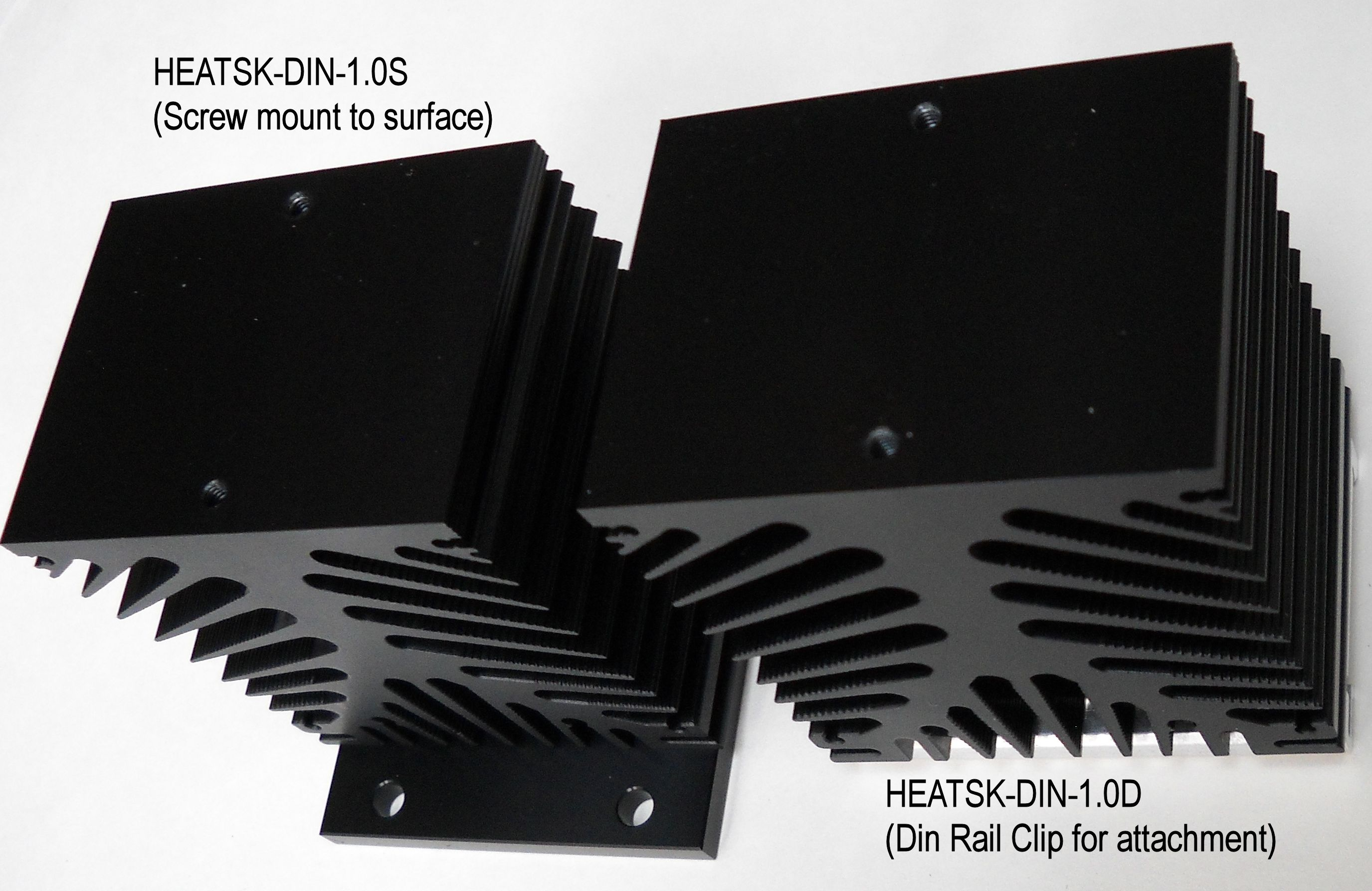 heat sink and solid state relay