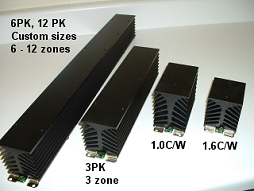 din rail heat sink