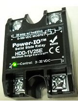 Solid state relays, ssr, dc relay contactors