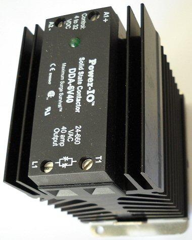 solid state contactors, DDA-6V40