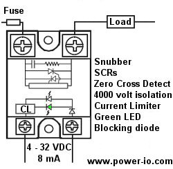 diagram solid state relay