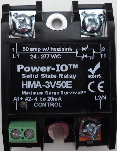 din rail solid state contactor